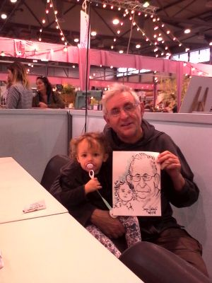 Atelier-Caricature-Salon-Creativa-Montpellier-2018