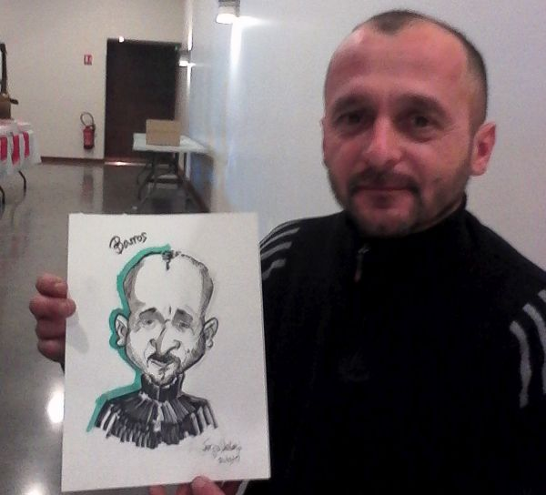 CONVERSO TP caricature 2