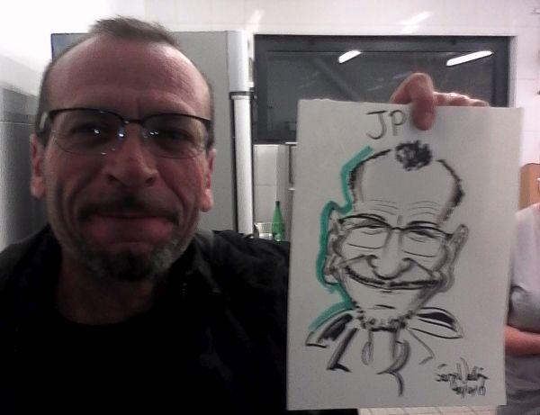 CONVERSO TP - caricature